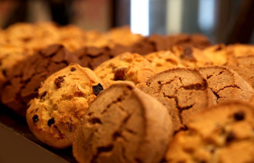 Sablés de la pâtisserie Le Framboisier